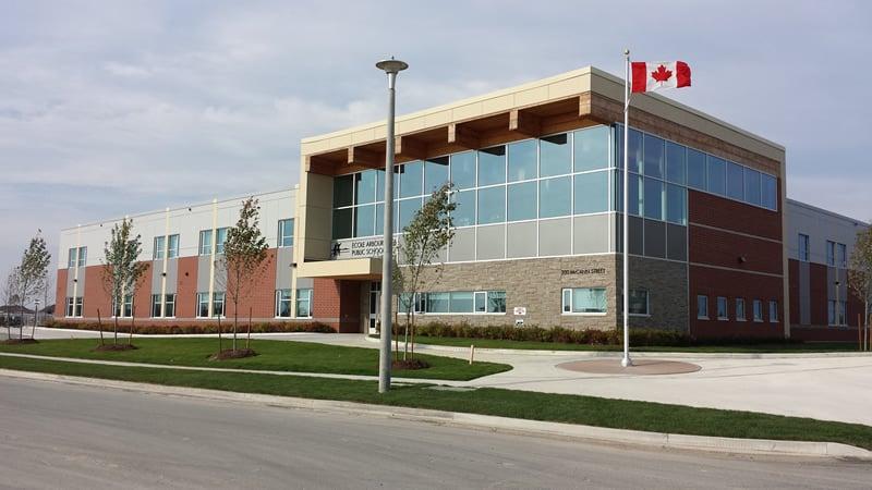Arbour Vista Public School Front Building