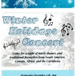 Winter Holiday Concert