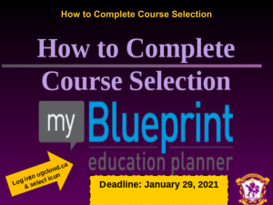 Courseselection