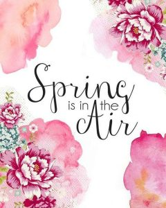 Cheering Spring Quotes For Good Mood 3