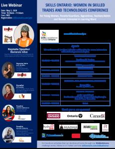Skills Ontario Virtual Conference