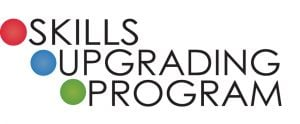 Skills Upgrading Program Logo