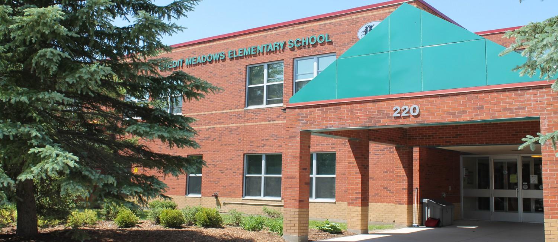Credit Meadows Elementary School