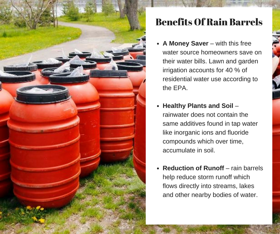 Partners   Benefits Of Rain Barrels
