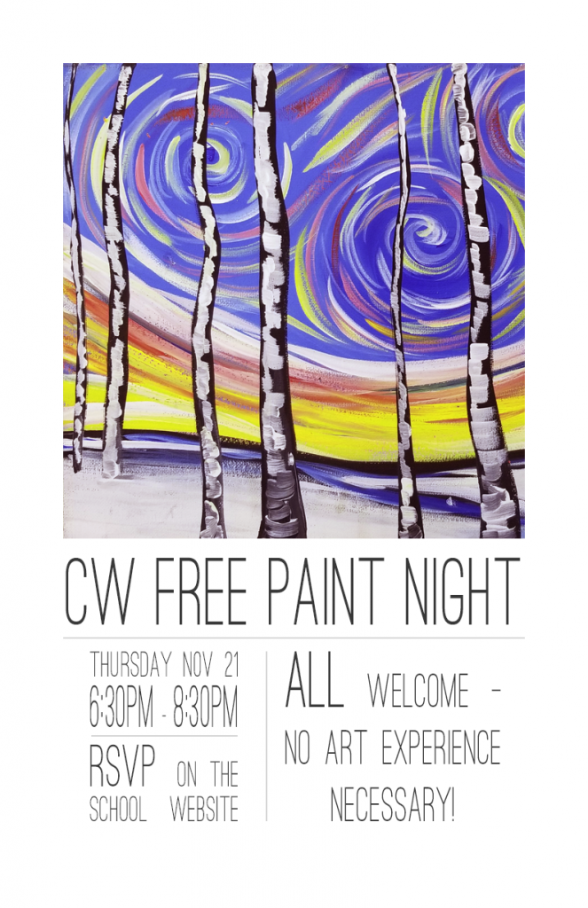 [Poster] Paint Night (2)
