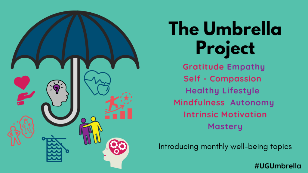 Umbrella Project Introduction (2)