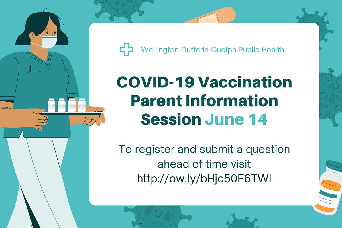 WDGPH COVID 19 Vaccination Info Session