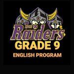 Grade 9 - English Program