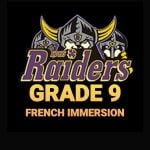 Grade 9 - French Immersion
