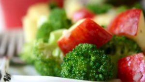 Apples And Broccoli