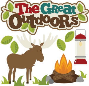 Great Outdoors Clipart 1