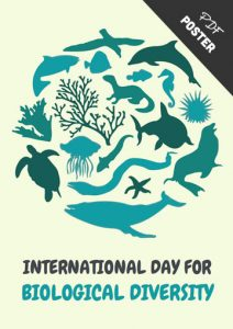 International Day Of Biological Diversity 2