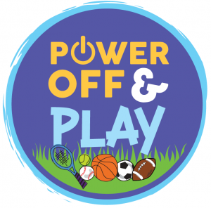 Power Off And Play Logo