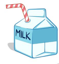 Milk Straw