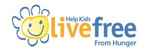 Live Free White Logo 2