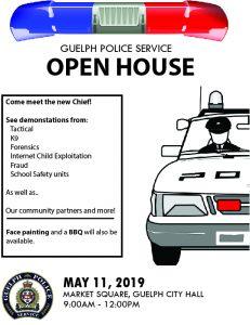 Police Week Poster