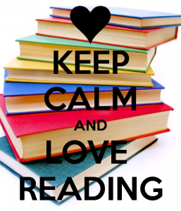 Keep Calm And Love Reading 64