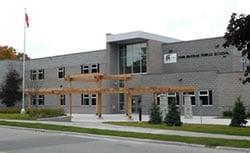 John McCrae Building