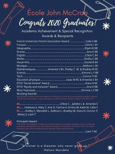 Congrats 2020 Graduates! (1)