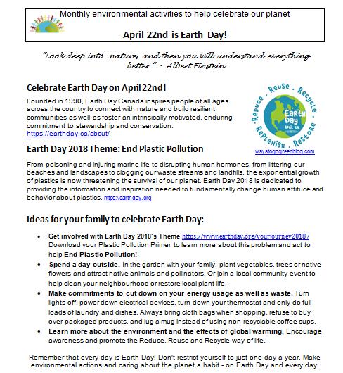 Environmental March 2019