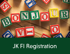french immersion registration