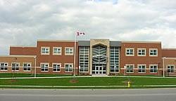 Kortright Hills building
