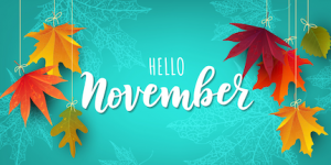 Blue November 1