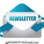 Newsletter Envelope Illustration Vector Stock_gg60226670