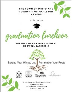 Graduation Lunch
