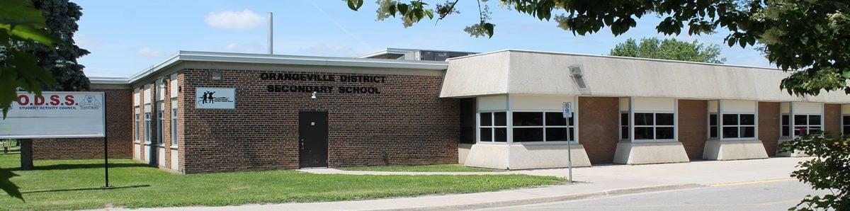 Orangeville District Secondary School