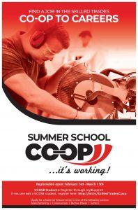 Summer School Coop Poster
