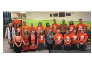 Orange Shirt Day Staff 2019