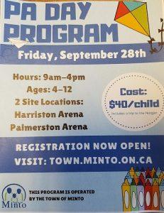 PD Day Program