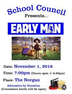 School Movie Early Man