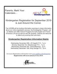 JK Info Night Poster 201920