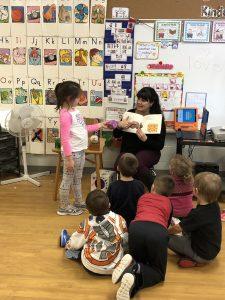 Kindergarten Reading 1