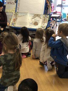 Kindergarten Reading 3