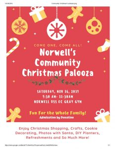 Community Christmas Fundraiser