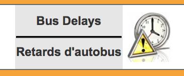 Bus Delays