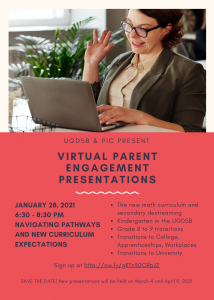 PIC Virtual Presentations 2021   Jan. 28 2021