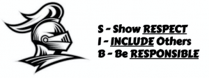 SIB Knight Logo And Motto