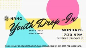 NRNG Youth Drop In
