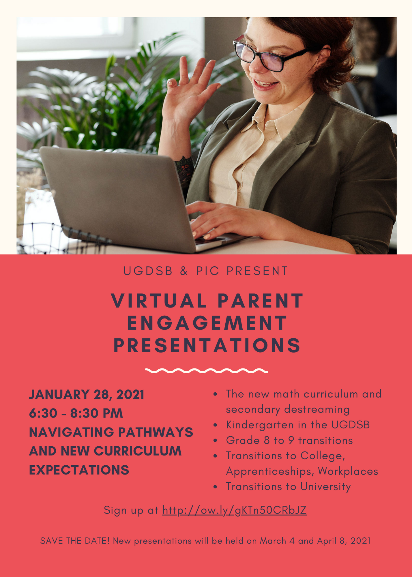 PIC Virtual Presentations 2021   Jan. 28, 2021