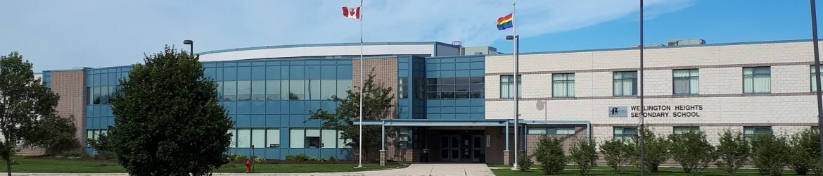 Wellington Heights Secondary School