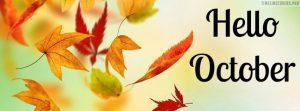 Hello October Facebook Cover