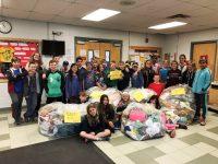 In June 2017, Brisbane Public School held its second annual Plastic Bag Grab challenge.
