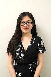 Student trustee Allison Cai