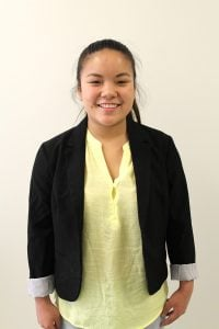 Student trustee Caitlin Ennis