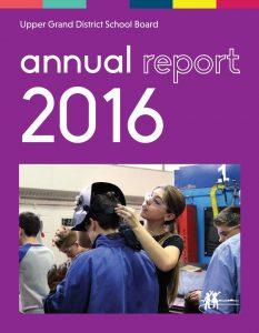 2016 Director's Annual Report