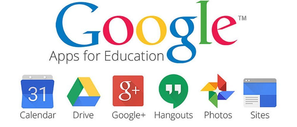 Google Apps for Education logos